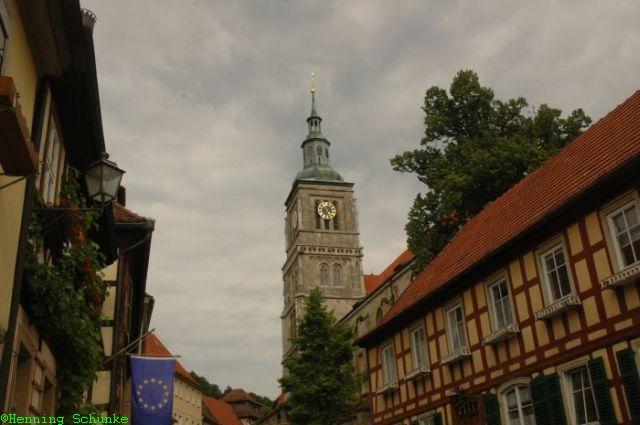 Koenigsberg-Kirchturm