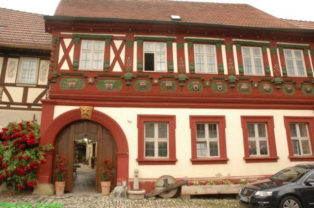 Koenigsberg-Uhrmacherhaus