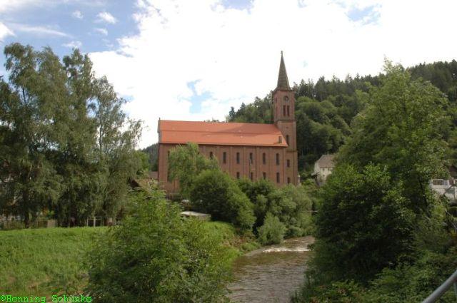 Schiltach-Kirche