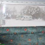 Schnee, also wirklich richtig viel Schnee…