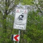 Zu Bruno auf die Wiese (201 km)