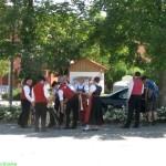 Umzug der Vereine in Unterschleißheim