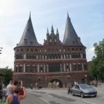 Wieder in Lübeck