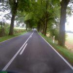 Von der Ostsee nach Franken (607 km)