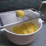 Bratkartoffeln und Spiegelei