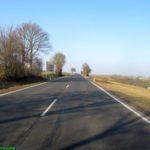 Zweite Sonntagsetappe nach Ramsthal (61 km)