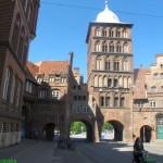 Lübeck – Rund um das Burgtor
