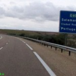 Bei Salamanca (232 km)