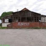 Verschärftes Ausruhen am Barragem do Arade