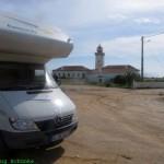 Westwärts zum Leuchtturm Rocha Brava