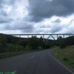 Noch einmal quer durch Hessen – nach Hünfeld