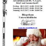 Modellbahnausstellung in Unterschleißheim