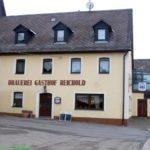 Hochstahl, Brauerei Gasthof Reichold